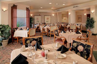 Scottsdale Retirement Community  Dining Room