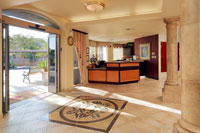 Scottsdale Retirement Community  Lobby